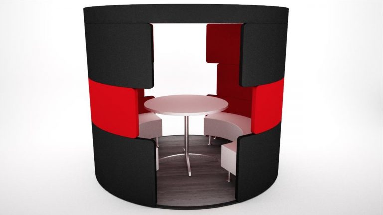 Interactive Cubicle Ver.1