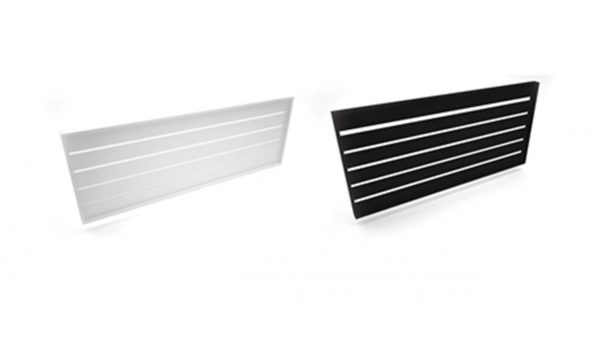 Endura Stack Slatted Screens