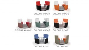 Cubical Ver.2 Colour options