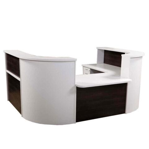 Melamine Reception Desks