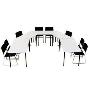 Melamine Training Tables